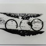 Three Circles, 2012, Ink on Paper, 18 x 25cm