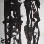Pair 12, 2004, Ink on Paper, 25 x 35cm