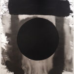 Black Memory II, 2012, Ink on Paper, 107 x 78cm