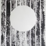 Opening, 2012, Ink on Paper, 107 x 78cm