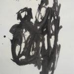 Pair IV, 2012, Ink on Paper, 42 x 29,5cm