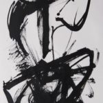 Figure 33, 2004, Ink on Paper, 32 x 19cm