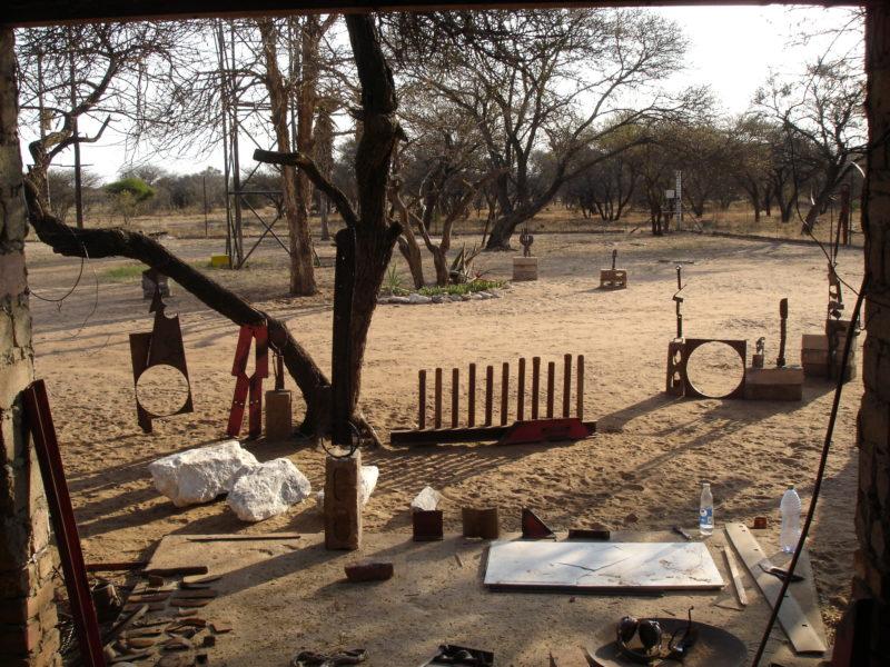 Baulust, Mopolanga, Südafrika